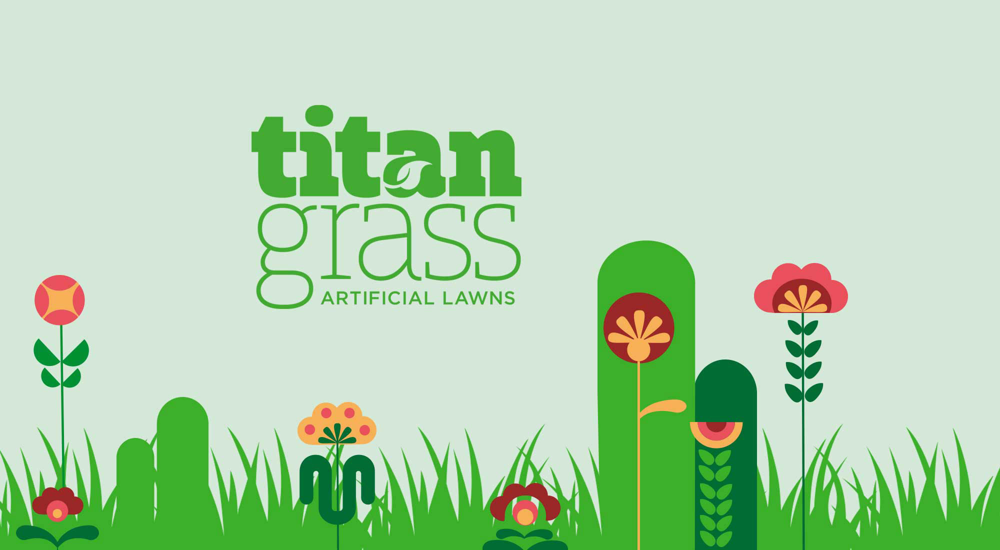 Titan Grass - Buy. Install. Enjoy